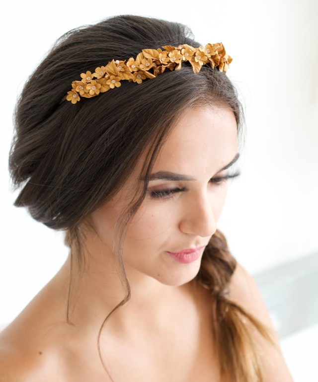 'orla' bridal headpiece