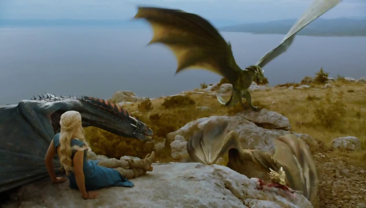 Deux scènes coupées de la saison 4 de Game of Thrones