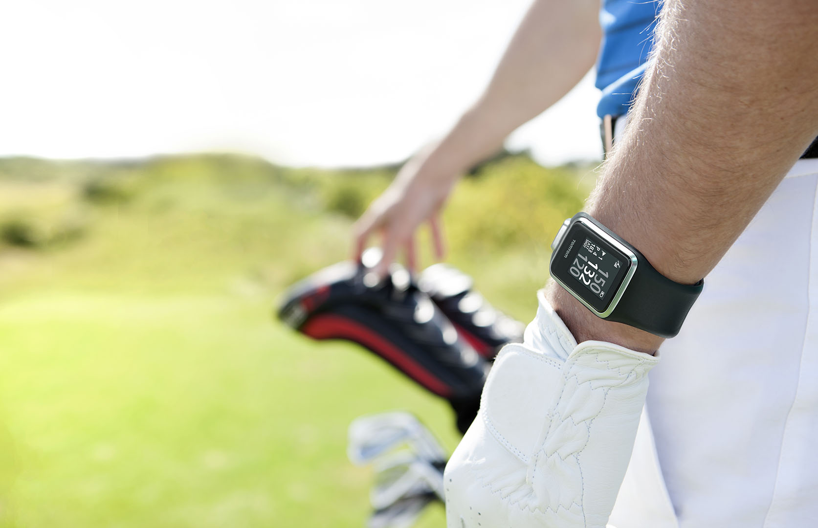 Test de la montre de Golf TOMTOM Golfer 2