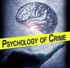 psychology behind crime