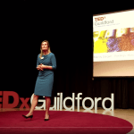 Thumbnail of Outsourcing our Emotions TedTalk by Mandy Saligari