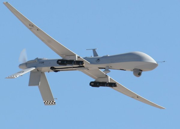 Computer Virus Hits U.S. Drone Fleet | Military