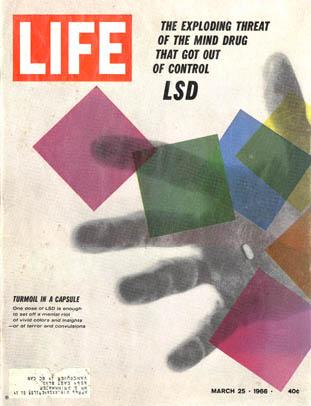 Image result for Time Magazine LSD