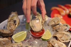 oysters menu
