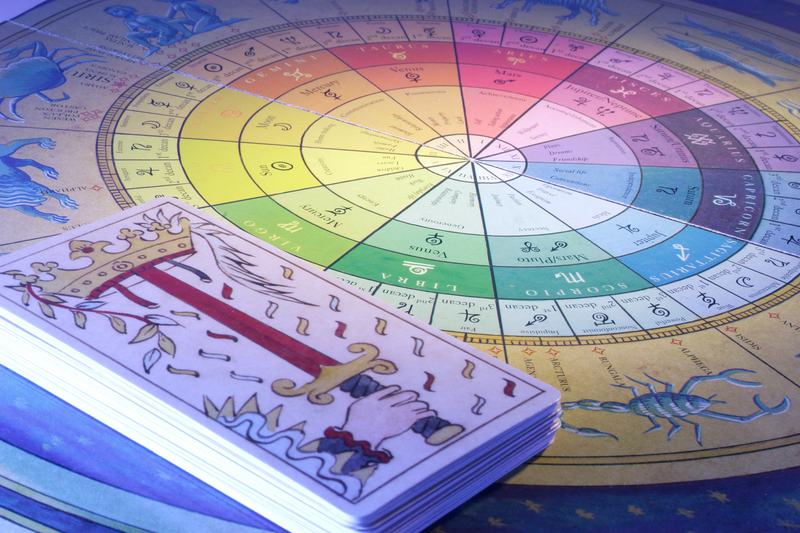 Psychic Combination Reading , Astrology, Tarot & Angel Cards