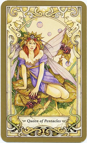 The Pentacles Suit Tarot Cards Meanings In Readings: Tarot Card Of The Week