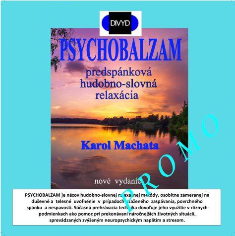 psychobalzam spánok sugescia hudba autogénny tréning