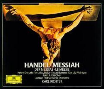 HAANDEL mESIáš