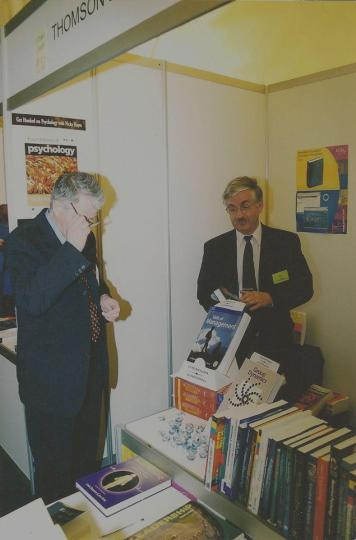 Spomienky na PhDr. Mariána Košča -Tenth-European-Congres-Work-Psychology-2001-Prague-Koziak-Kosc