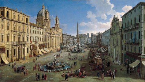 Benátky Alessandro Marcelloj