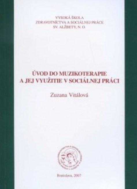 Úvod do muzikoterapie Vitálová