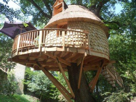 miesto siesty - dom na strome 2