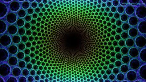 studený viac-dimenzionálny vesmír
