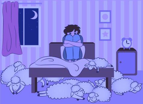 insomnia- spiace ovečky2