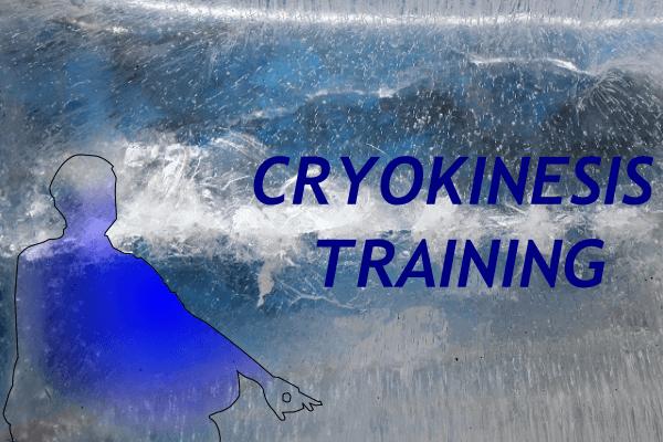 Cryokinesis - How to get ice powers