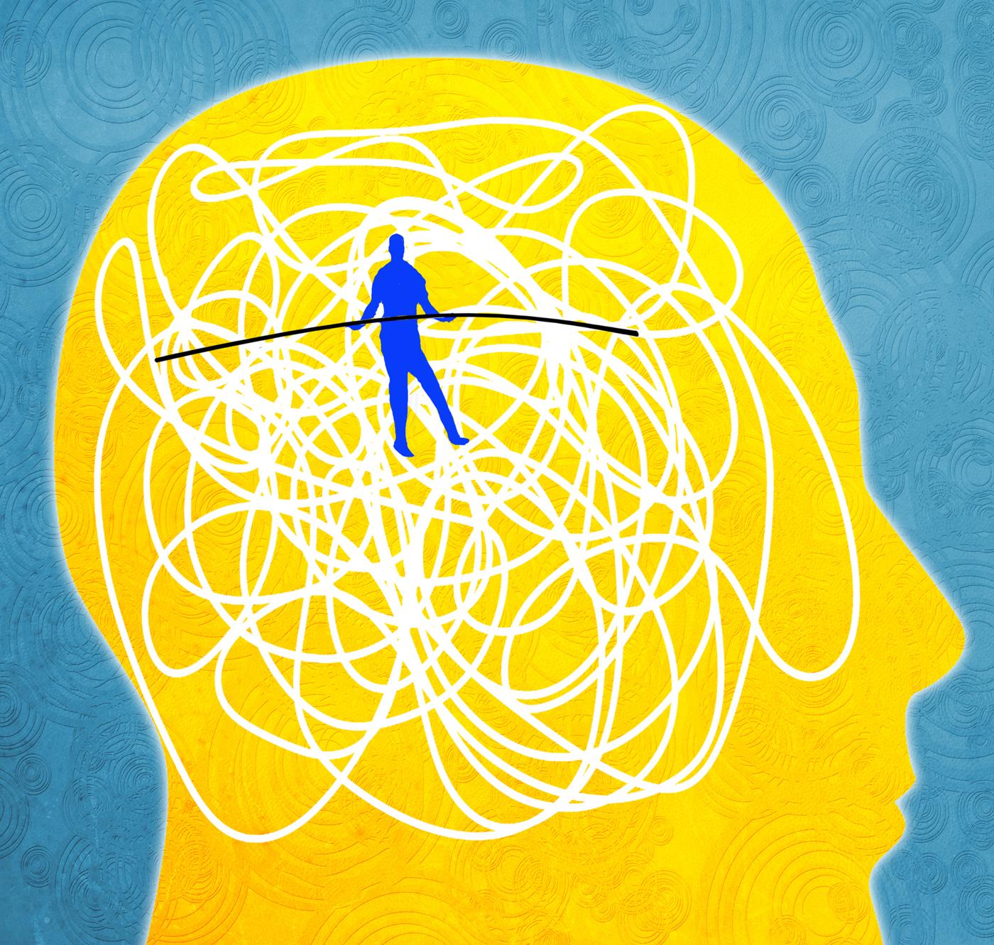 Mental Flexibility May Buffer Against Emotional Stress