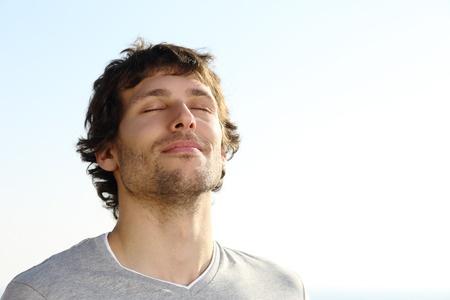 sérénité respiration calme sensation corporelle intériorité