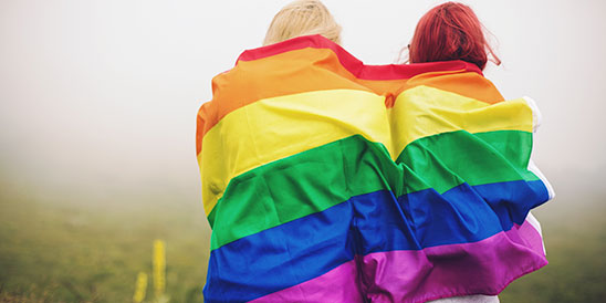 Lesbian, gay, bisexual, transgender and intersex issues | APS