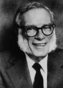 Isaac Asimov INTJ