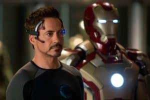 Tony Stark ENTP