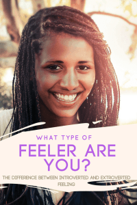 Difference between introverted feeling and extroverted feeling