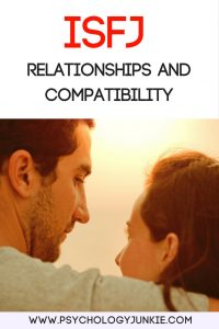 ISFJ Relationships and Compatibility