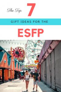 ESFP Gifts