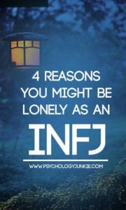 How to deal with #INFJ loneliness - #MBTI #Personality