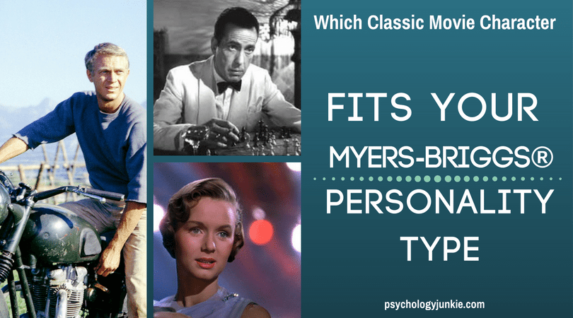 Here's Which Classic Movie Character You'd Be Based On Your Myers-Briggs® Personality Type