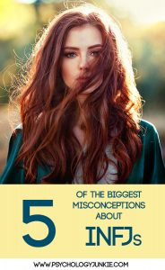 What are the biggest misconceptions about the #INFJ personality type? Find out!