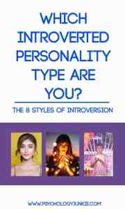 Which style of #introvert are you? #ISFP #INFP #INFJ #ISFJ #ISTP #ISTJ #INTJ