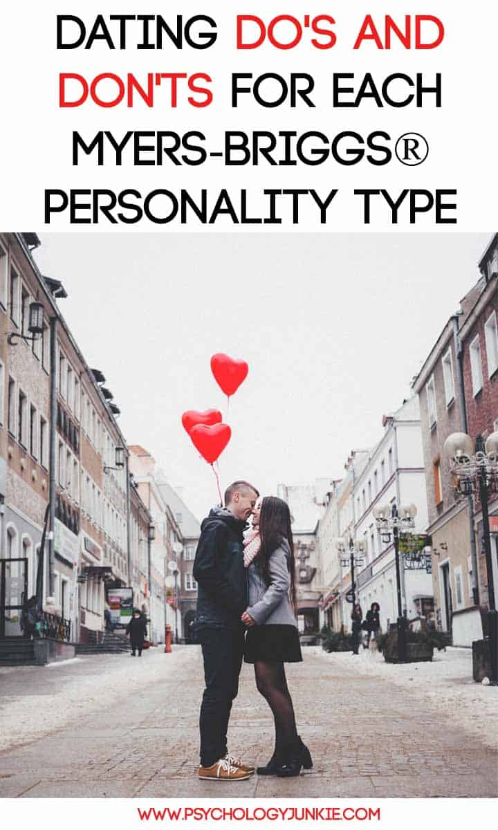 Myers briggs dating online