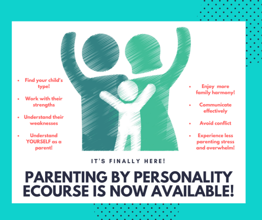 Find your child's personality type! #MBTI