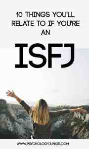 Fun facts about the #ISFJ personality type! #MBTI