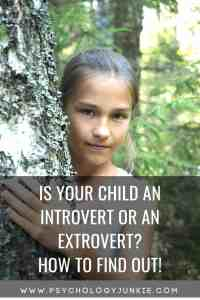 How to find out if your child is an #introvert or an #extrovert! #Personality #personalitytype #MBTI #Myersbriggs #INFJ #INTJ #INFP #INTP #ENFJ #ENFP #ENTP #ENTJ
