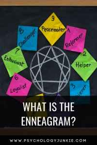 Discover the meaning and use of the #enneagram! #enneatype #personalitytype #personality #typology