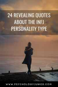 24 Eye-Opening quotes about the #INFJ personality type! #personality #MBTI #Myersbriggs