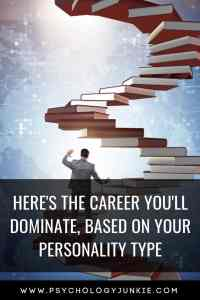Find out which career you'd be naturally skilled at, based on your #personality type! #MBTI #Myersbriggs #personalitytype #INTJ #INFJ #INTP #INFP #ENTP #ENFP