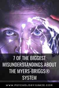 Discover the biggest misunderstandings of the #MBTI! #Myersbriggs #Personality #personalitytype #typology