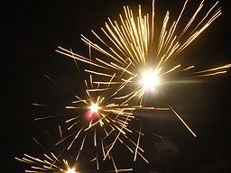 """"""" 12 - ITALY - fuochi d'artificio a Padova ( fireworks Padua ) Prà della Valle 2"""