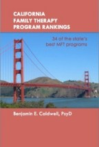 California Family Therapy Program Rankings cover