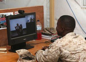 USMC videoconferencing family