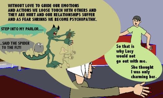 Five Psychopath