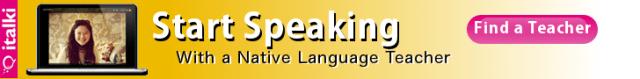 Italki Exclusive Offer