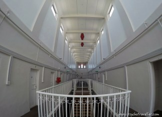 JAILHOUSE ACCOMMODATION CHRISTCHURCH