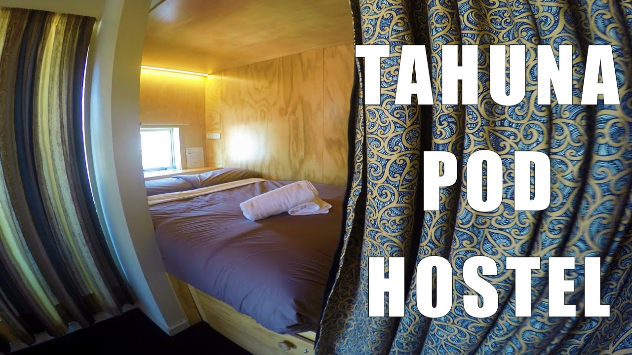 Tahuna Pod Hostel: Queenstown, New Zealand | OFFICIAL REVIEW