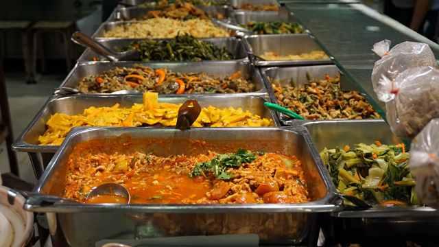 maya vegan food chiang mai