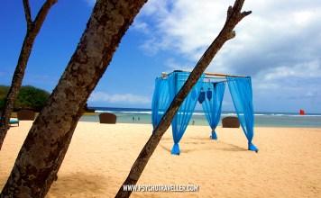 Bali beach, indonesia
