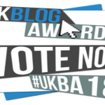 UK Blog Awards 2018: Please Support Psychreg