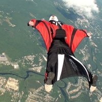 Leave Your Ego at the Door: Researchers Uncover Reality of Wingsuit Flying
